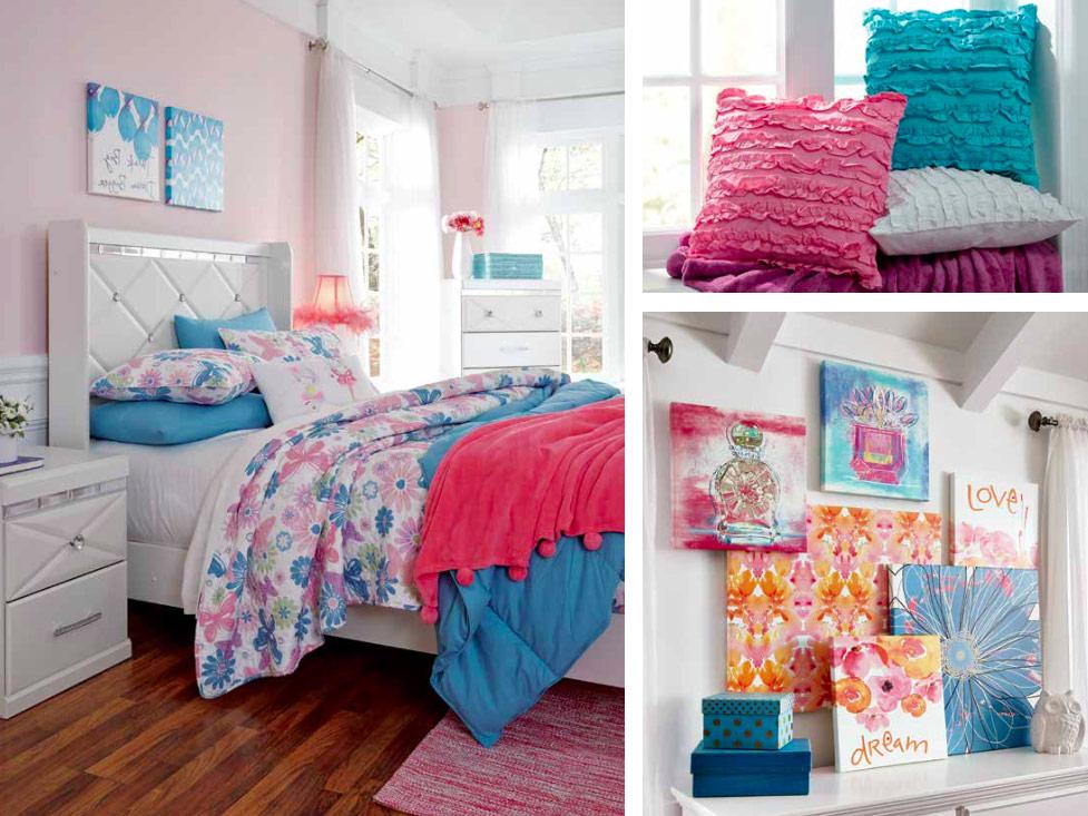 Kids Room Furniture pastel