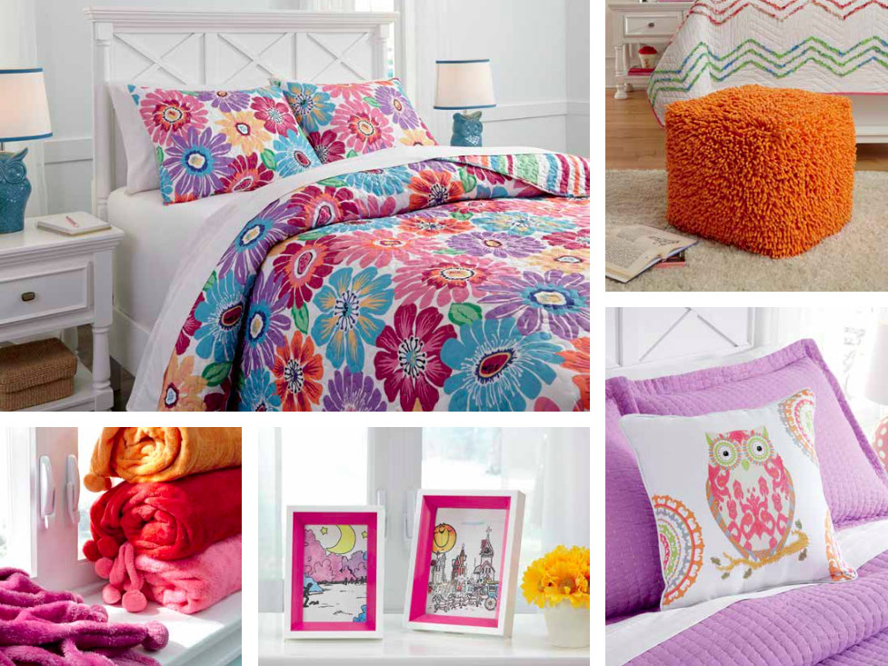 Kids Room Furniture pastels
