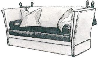 Sofa Style Guide - Knole Sofas