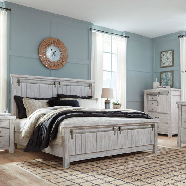Ashley Furniture Brashland Bedroom Collection 1 Sofas & More