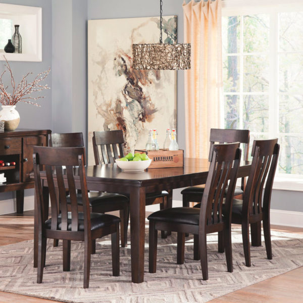 Ashley Furniture Haddigan Dining Room Collection 3 Sofas & More