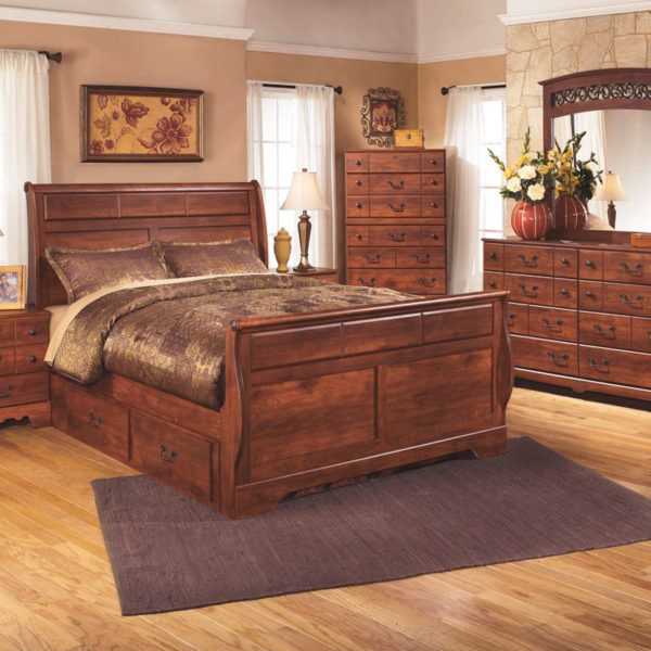 Ashley Furniture Timberline Bedroom Collection 1 Sofas & More