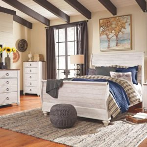 Ashley Furniture Willowton Bedroom Collection 1 Sofas & More