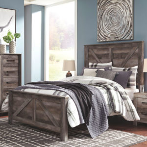 Ashley Furniture Wynnlow Bedroom Collection 1 Sofas & More