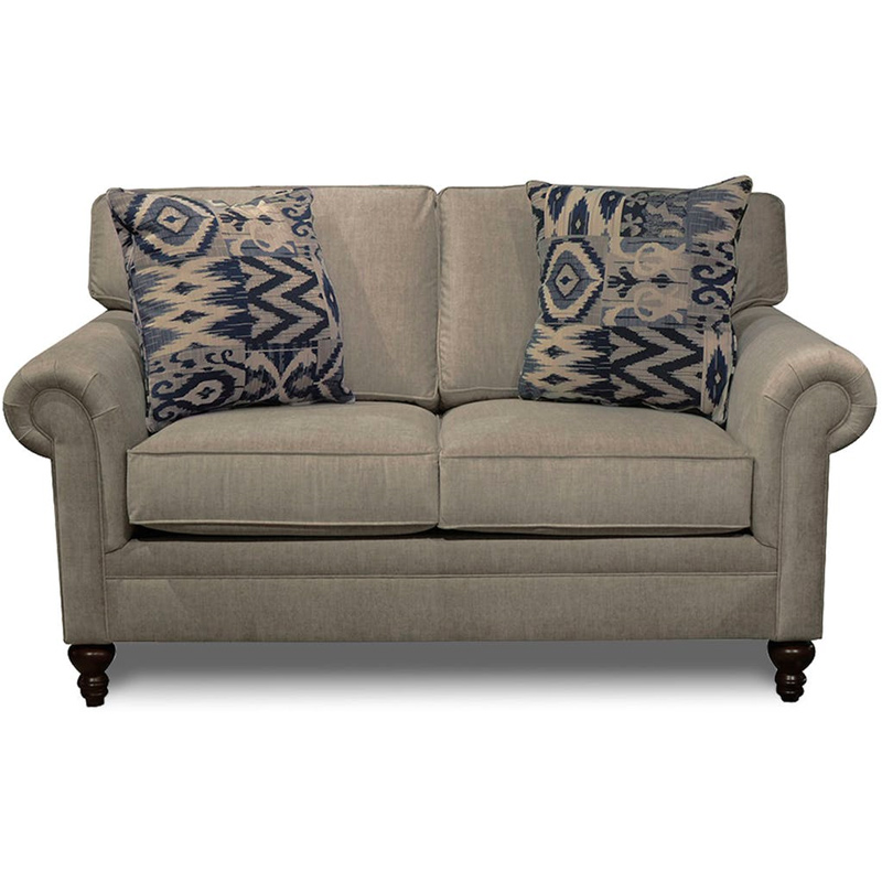 Renea Accent Chair Collection: England Renea Living Room Collection