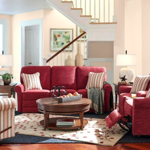 LaZBoy Furniture Addsion Living Room Collection 1 Sofas & More