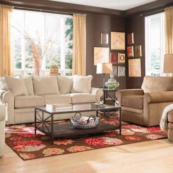 LaZBoy Furniture Collins Living Room Collection 5 Sofas & More