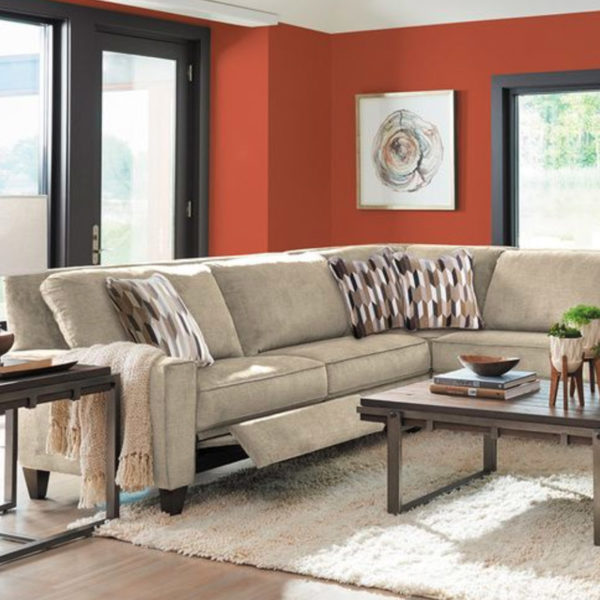 LaZBoy Furniture Edie Duo Living Room Collection 1 Sofas & More