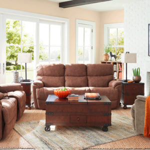 LaZBoy Furniture Trouper Living Room Collection 3 Sofas & More