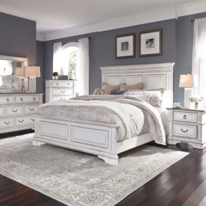 Liberty Furniture Abbey Park Bedroom Collection 1 Sofas & More