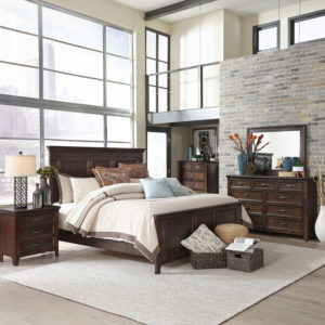 Liberty Furniture Saddlebrook Bedroom Collection 1 Sofas & More