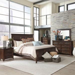 Liberty Furniture Saddlebrook Bedroom Collection 1 Sofas & More