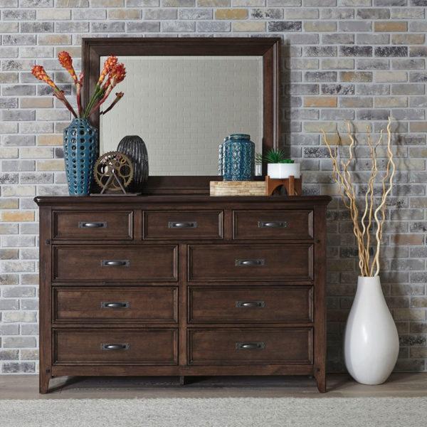 Liberty Furniture Saddlebrook Bedroom Collection 2 Sofas & More