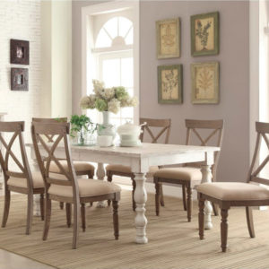 Riverside Furniture Aberdeen Dining Room Collection 1 Sofas & More