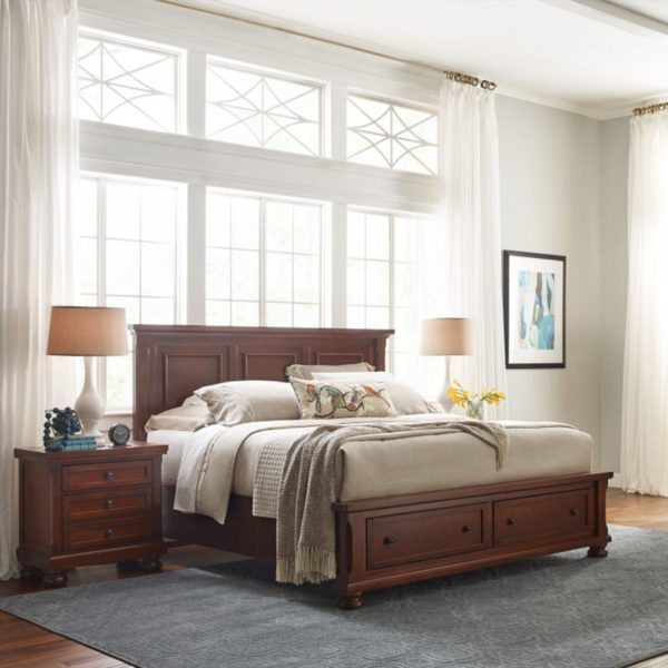 Vaughan-Bassett Reflections Bedroom Collection 4 Sofas & More