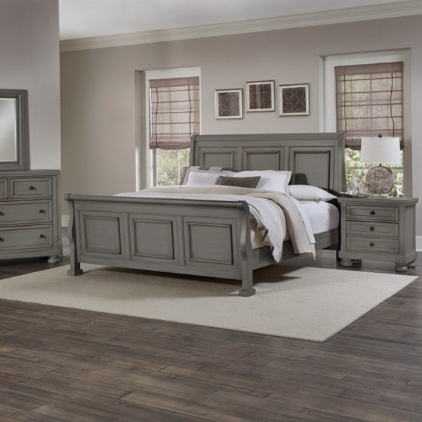 Vaughan-Bassett Reflections Bedroom Collection 5 Sofas & More