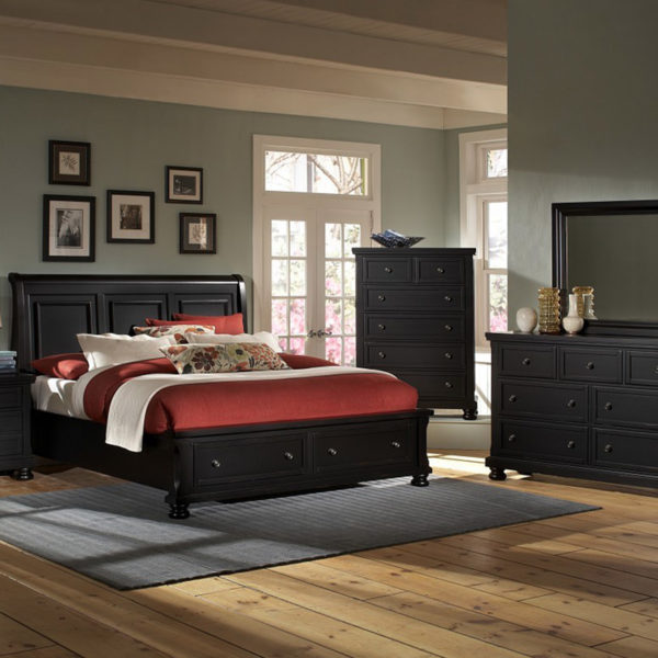 Vaughan-Bassett Reflections Bedroom Collection 6 Sofas & More