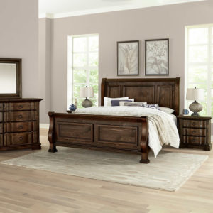 Vaughan-Bassett Rustic Hills Bedroom Collection 1 Sofas & More