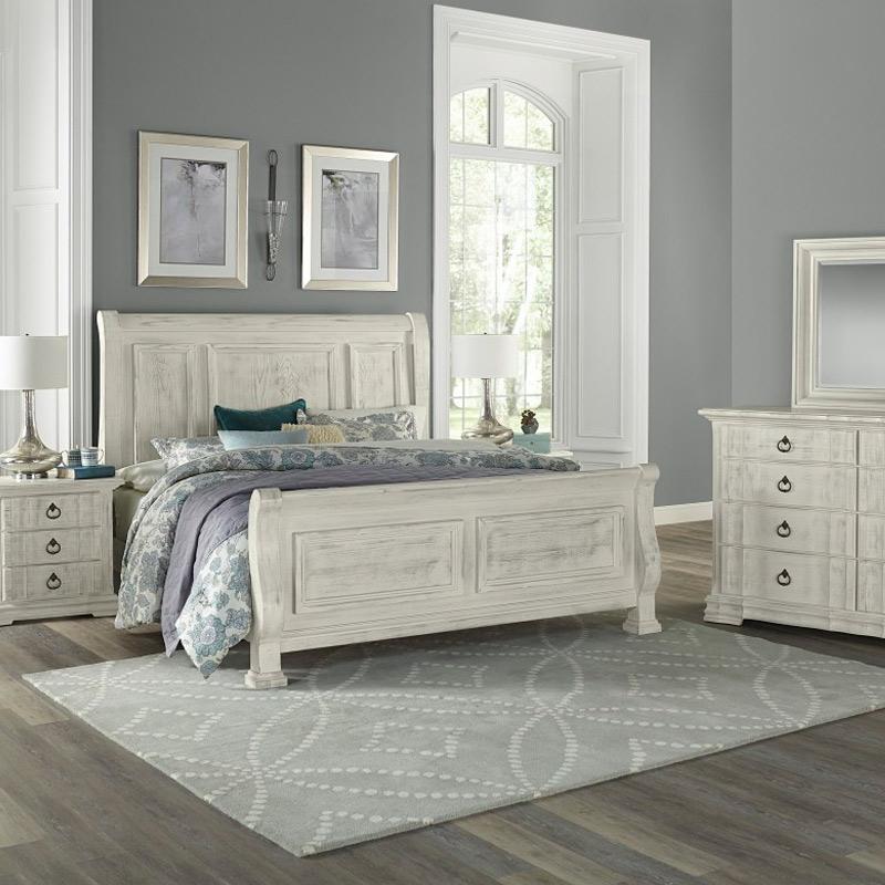 Bassett Vaughan Bedrooms: Vaughan-Bassett Rustic Hills Bedroom Collection