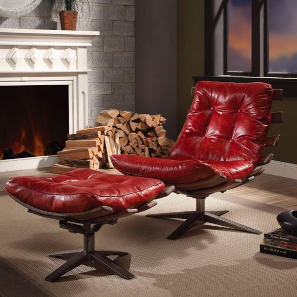 Acme Furniture Gandy Accent Chairs 2 Sofas & More