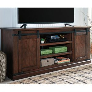 Ashley Budmore Entertainment Center 1 Sofas & More