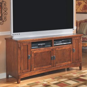 Ashley Cross Island Entertainment Center 1 Sofas & More