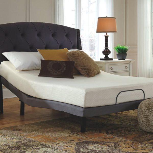 Ashley Furniture 8 INCH MEMORY FOAM Mattresses 1 Sofas & More