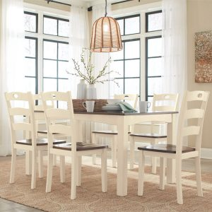 Ashley Woodanville Dining Room Collection 3 Sofas & More