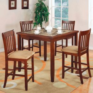 Coaster 5-piece Dining Room Collection 1 Sofas & More