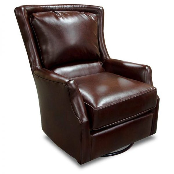 England Furniture Leather Louis Accent Chairs 1 Sofas & More
