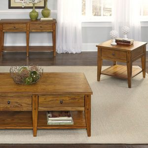 Liberty Furniture Lakehouse Occasional Tables 1 Sofas & More