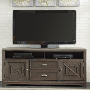 Liberty Heatherbrook Entertainment Center 1 Sofas & More