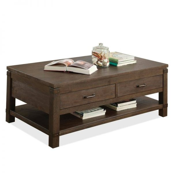 Riverside Furniture Promenade Occasional Tables 2 Sofas & More