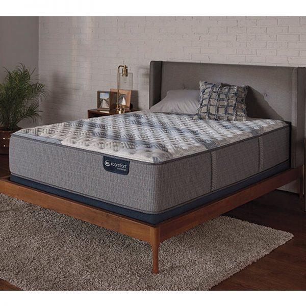 Serta iComfort Blue Blue Fusion 100 Mattress 3 Sofas & More