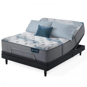 Serta iComfort Blue Blue Fusion 100 Mattress 4 Sofas & More