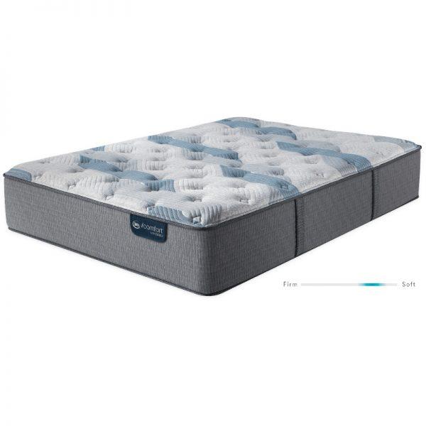 Serta iComfort Blue Blue Fusion 200 Mattress 1 Sofas & More