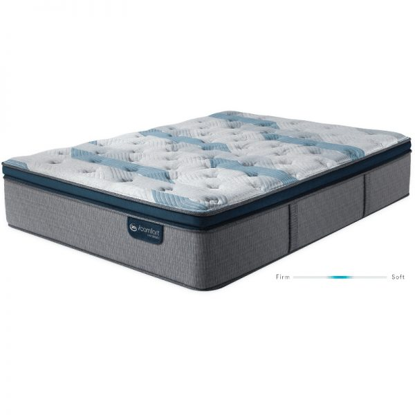 Serta iComfort Blue Blue Fusion 300 Mattress 1 Sofas & More