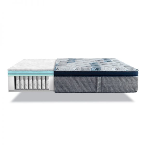 Serta iComfort Blue Blue Fusion 300 Mattress 2 Sofas & More