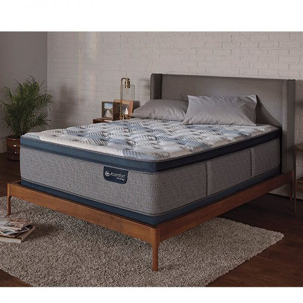 Serta iComfort Blue Blue Fusion 300 Mattress 3 Sofas & More