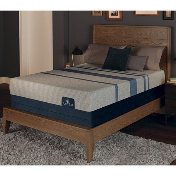 Serta iComfort Blue Max 1000 Mattress 3 Sofas & More