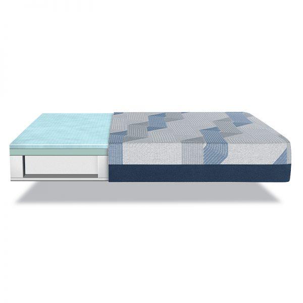 Serta iComfort Blue100CT Mattress 3 Sofas & More