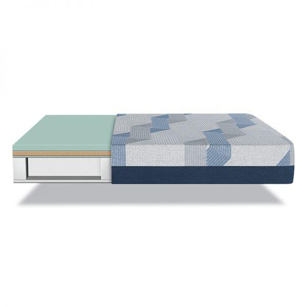 Serta iComfort Blue300CT Mattress firm 1 Sofas & More