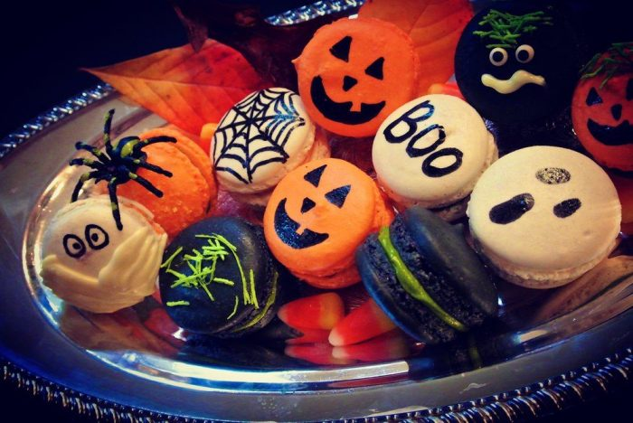 Knoxville Halloween Events - Macarons