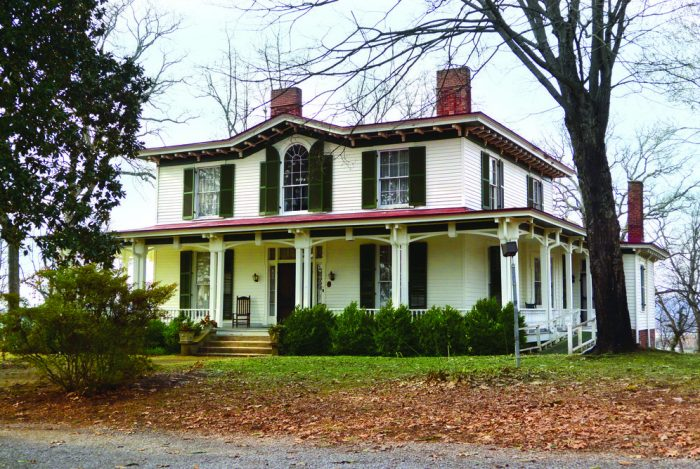 Knoxville Halloween Events - Mabry-Hazen House