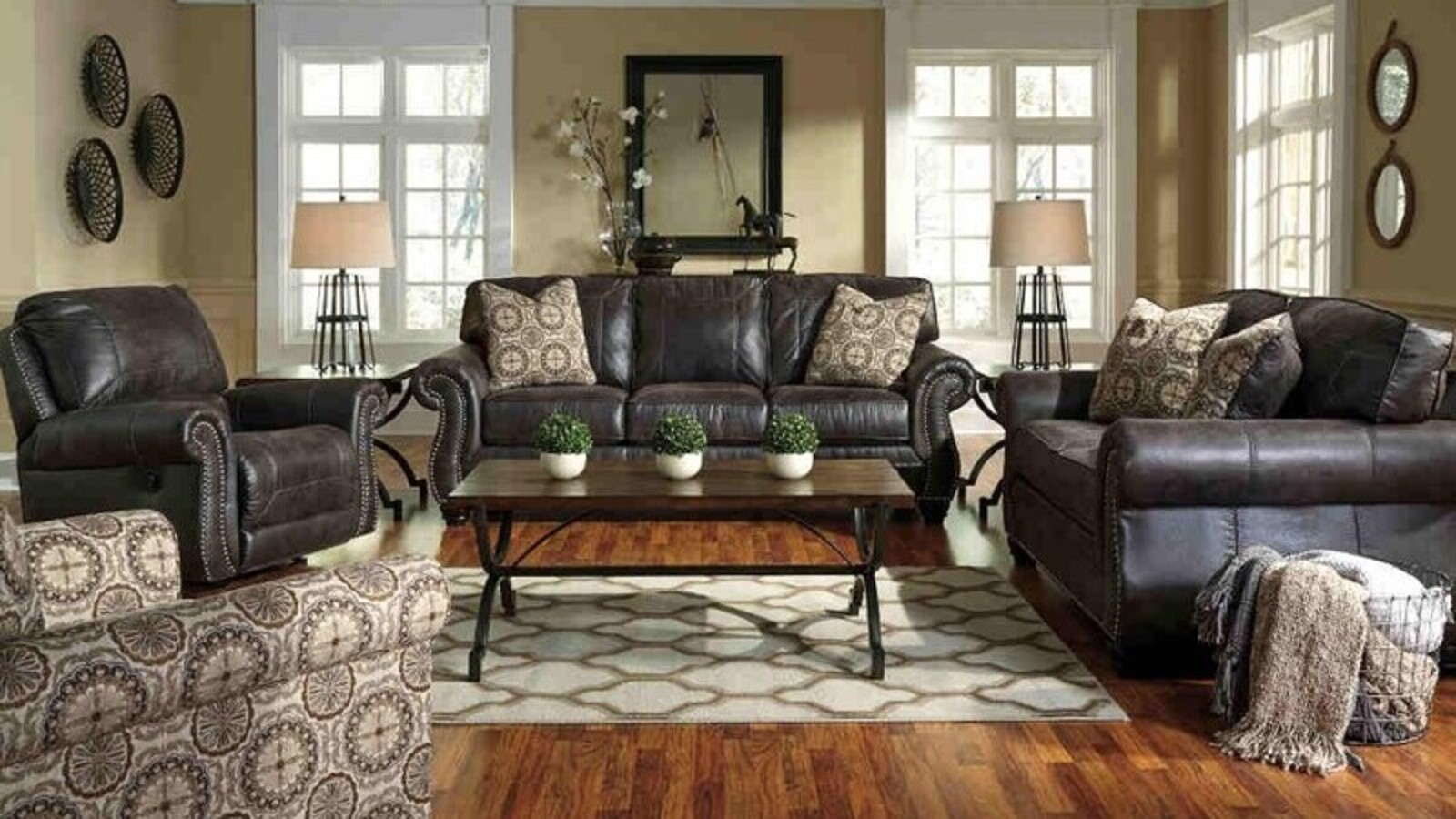Holiday-Ready with the Ashley Breville Living Room Set - Featured Image 2