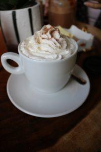 Pumpkin Spice Hot Chocolate - Cup