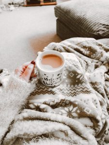 Pumpkin Spice Hot Chocolate - Enjoy