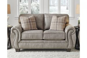 Ashley Olsberg Living Room Set - Loveseat