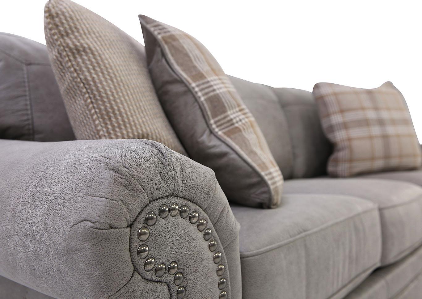 Ashley Olsberg Living Room Set - Detail