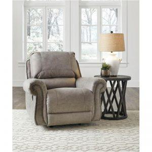 Ashley Olsberg Living Room Set - Recliner